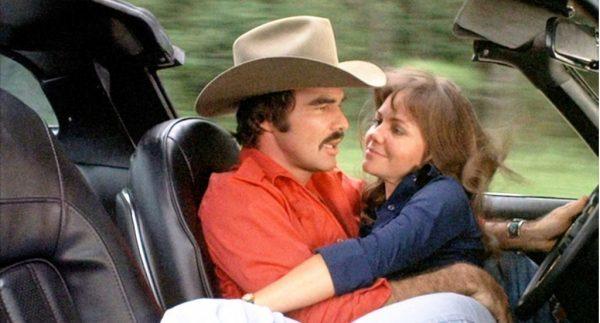 Burt Reynolds Sally Field