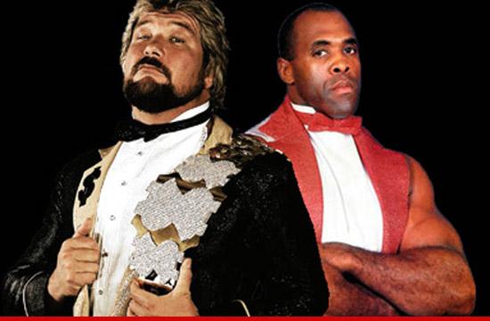 Virgil WWE