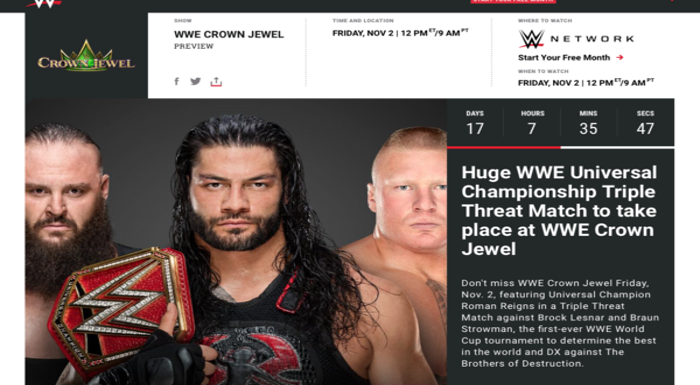 Crown Jewel Could Be Held in Manchester, England! | TheMix net