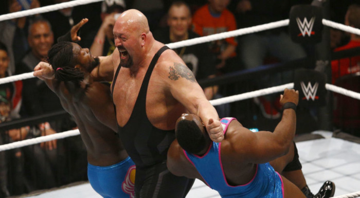 Big Show: FIve Fast Facts About The World'st Largest Athlete