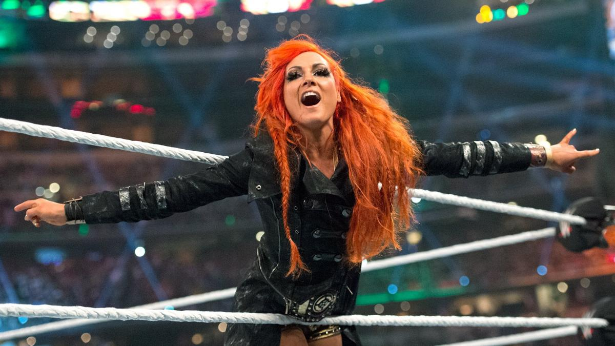 Image result for becky lynch lasskicker