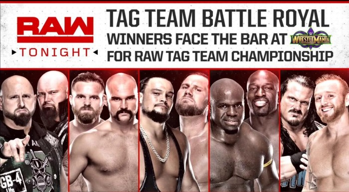 Raw Tag Team
