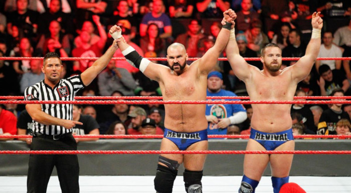 superstars release from WWE