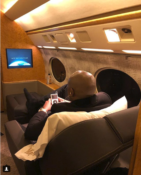 Mayweather_Airplane