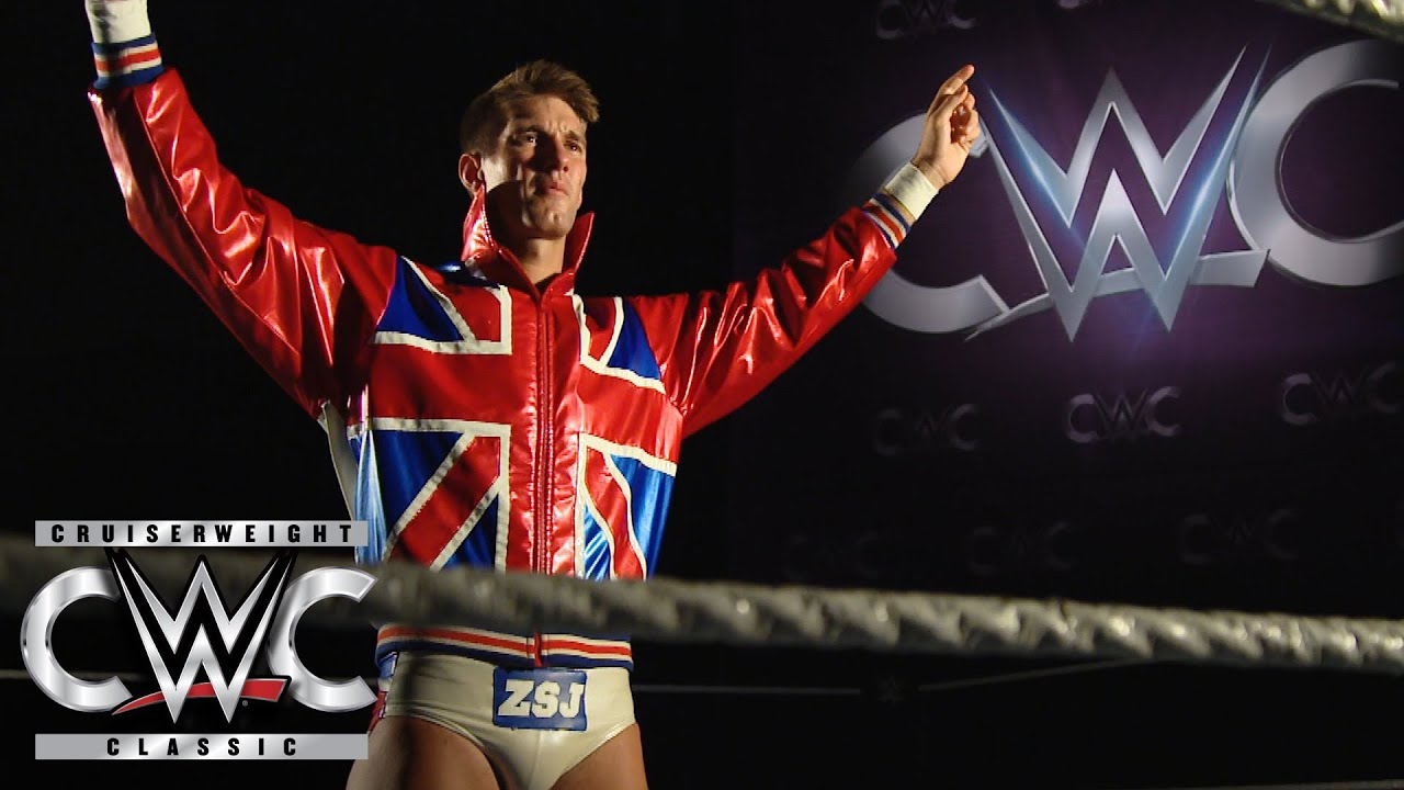 Image result for zack sabre jr cruiserweight