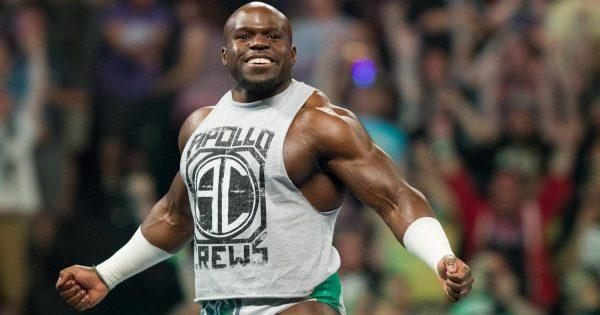 WWE Apollo Crews