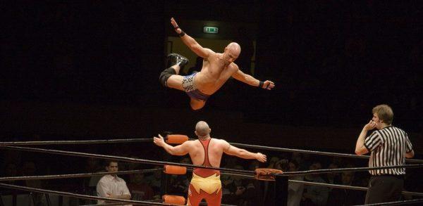 wrestling predetermined