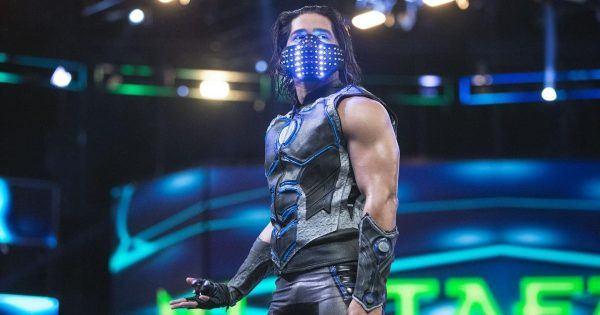 SmackDown Live mustafa ali