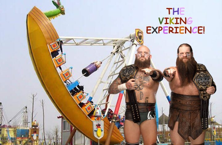 viking wwe