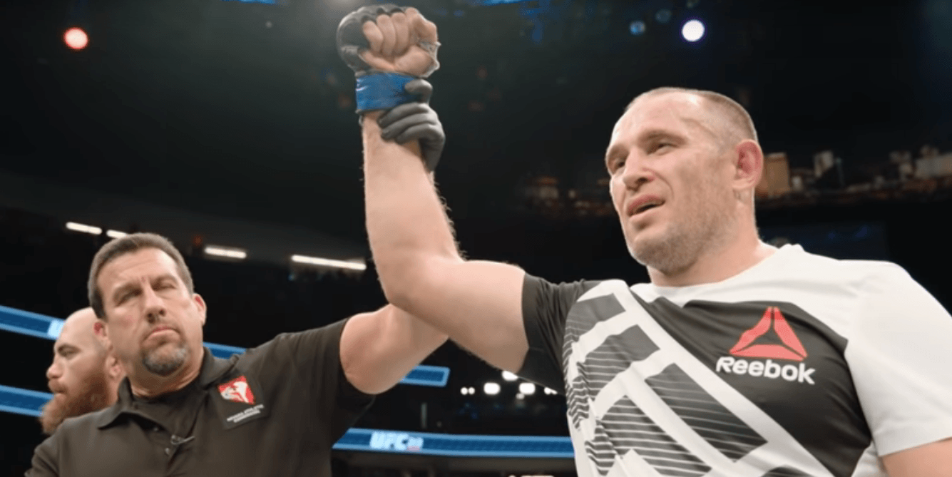 UFC St. Petersburg: Aleksei Oleinik Doesn't Sound Very ...