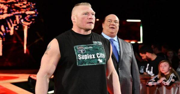 Brock Lesnar Returns To WWE By Winning The MITB Briefcase