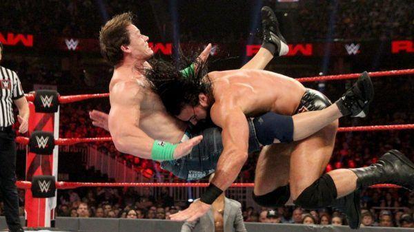 Drew McIntyre And John Cena