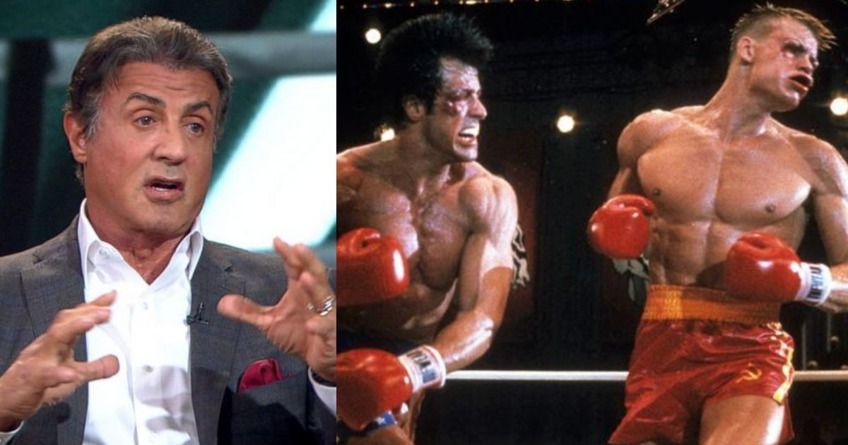 Sylvester Stallone Reveals He Hated 'Rocky' Costar Who
