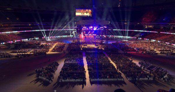 WWE Saudi Arabia