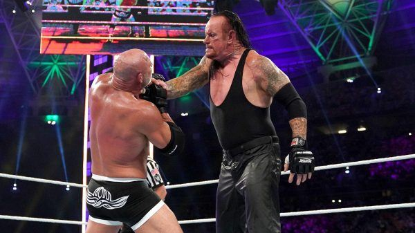 Sting Vs. Undertaker Discussed