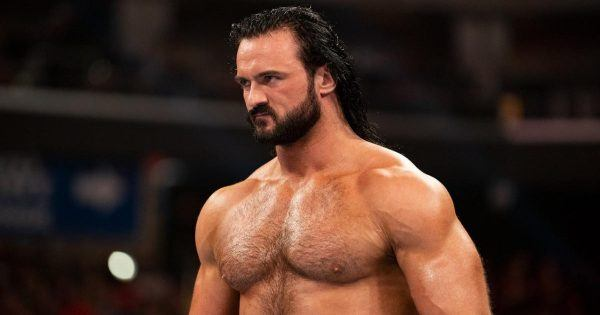 WWE Superstars Drew McIntyre