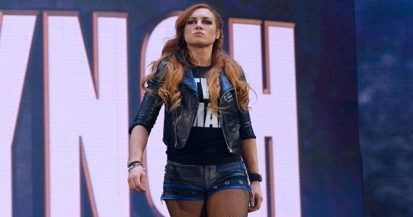 WWE Superstars Becky LYnch