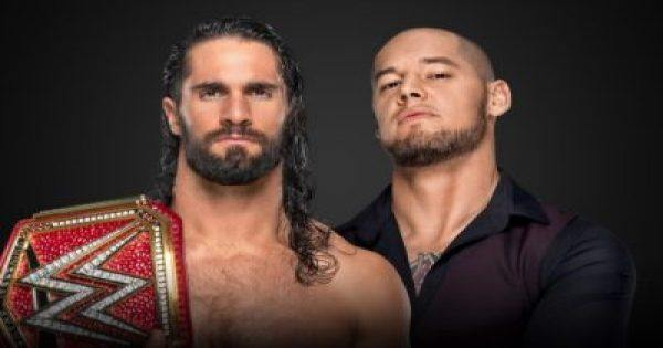 Seth Rollins Baron Corbin WWE ratings