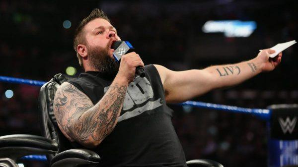 What We All Need Is A (Solid) Kevin Owens Face Run
