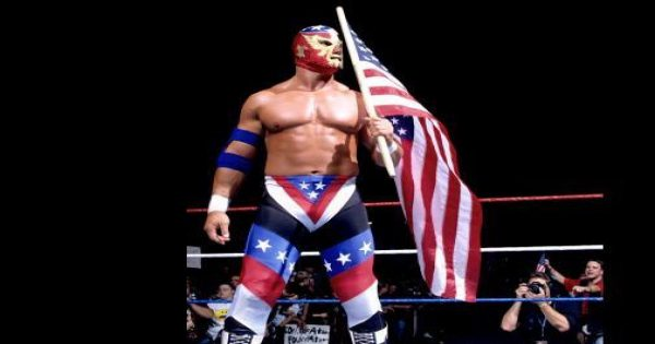 WWE The Patriot
