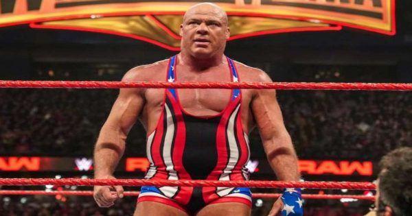 WWE Kurt Angle