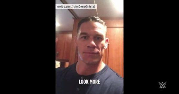 John Cena Reveals His New Hairstyle In Social Media Video