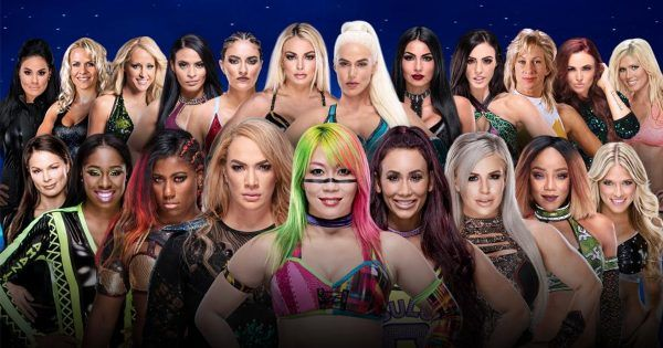 Extreme Rules Women's Revolution