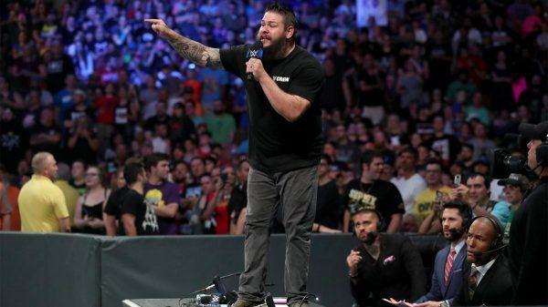 Update WrestleMania 36 Matches