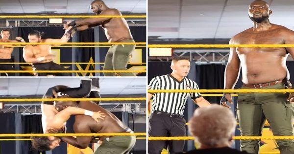 WWE Jordan