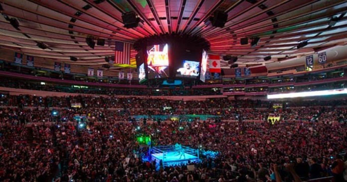 WWE Struggling To Sell Tickets For Shows At Madison Square Garden