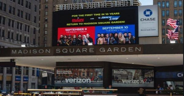WWE Madison Square Garden