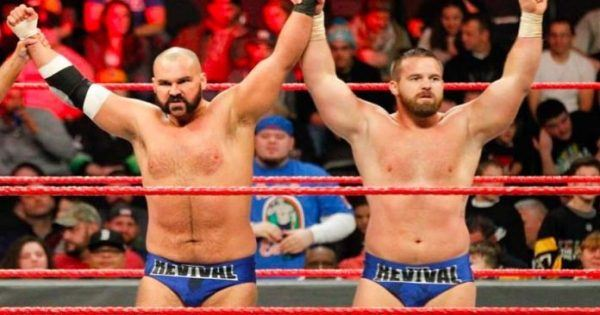 WWE The Revival