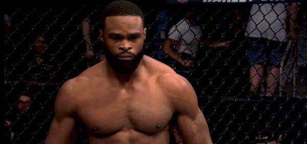 Tyron Woodley's Plans to Train With GSP & Firas Zahabi Point to a