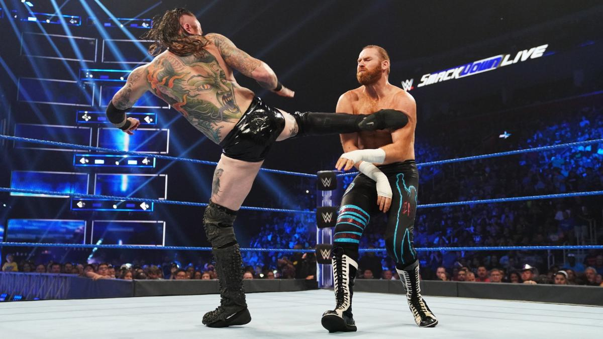 Roman Reigns' Attacker Potentially Revealed During SmackDown Live