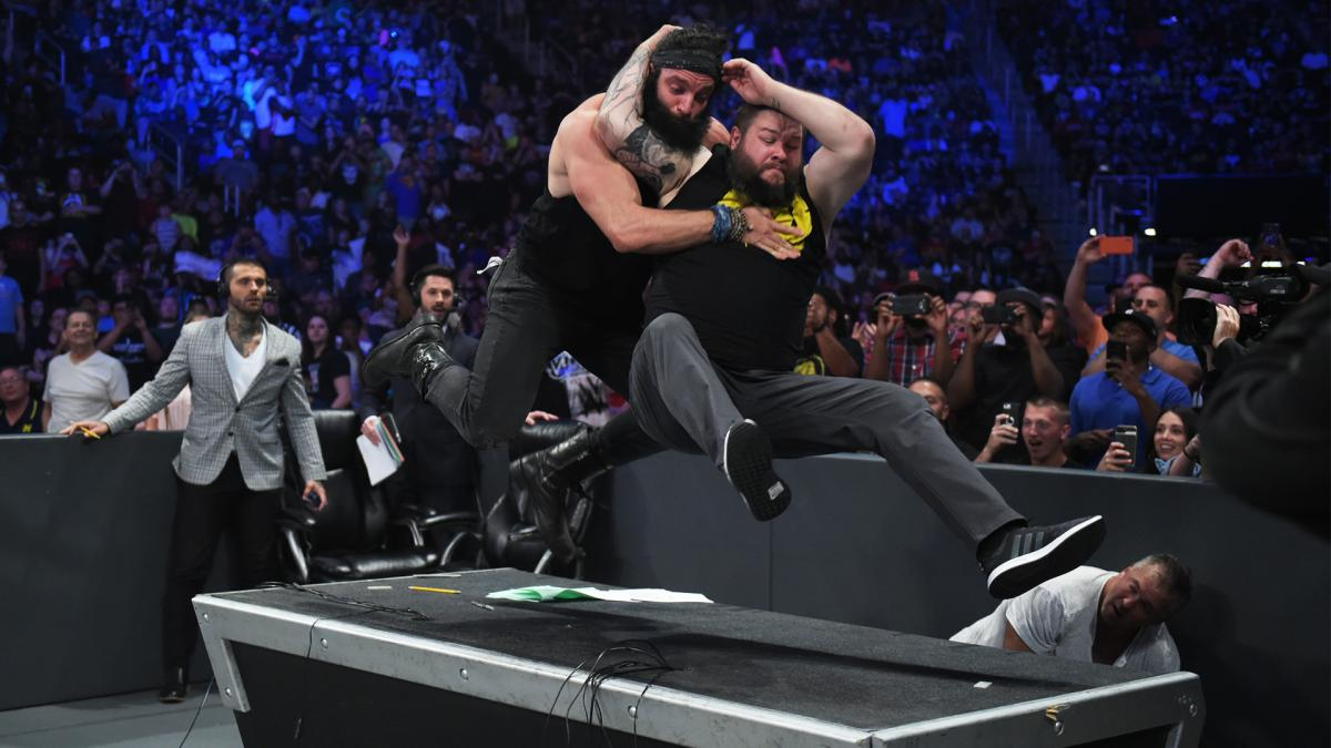 Roman Reigns Warns Rowan After WWE SmackDown Ending