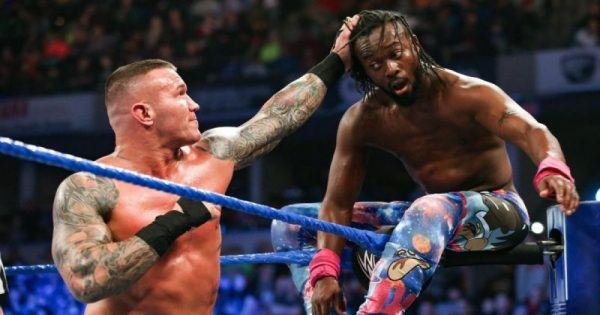 Randy Orton and Kofi Kingston