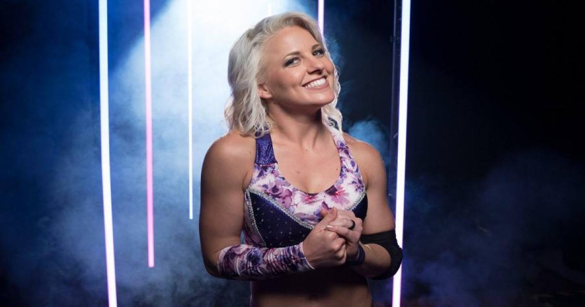 Image result for candice lerae nxt screen