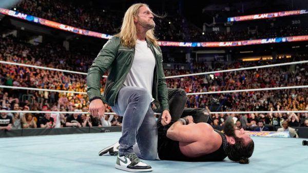 "Edge: ""I Could Do A Match Tomorrow,"""