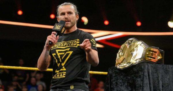 NXT Adam Cole
