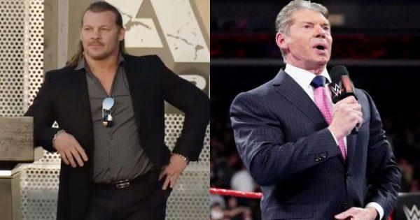 Chris Jericho and Vince McMahon