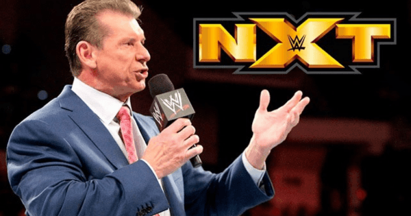 Vince McMahon NXT