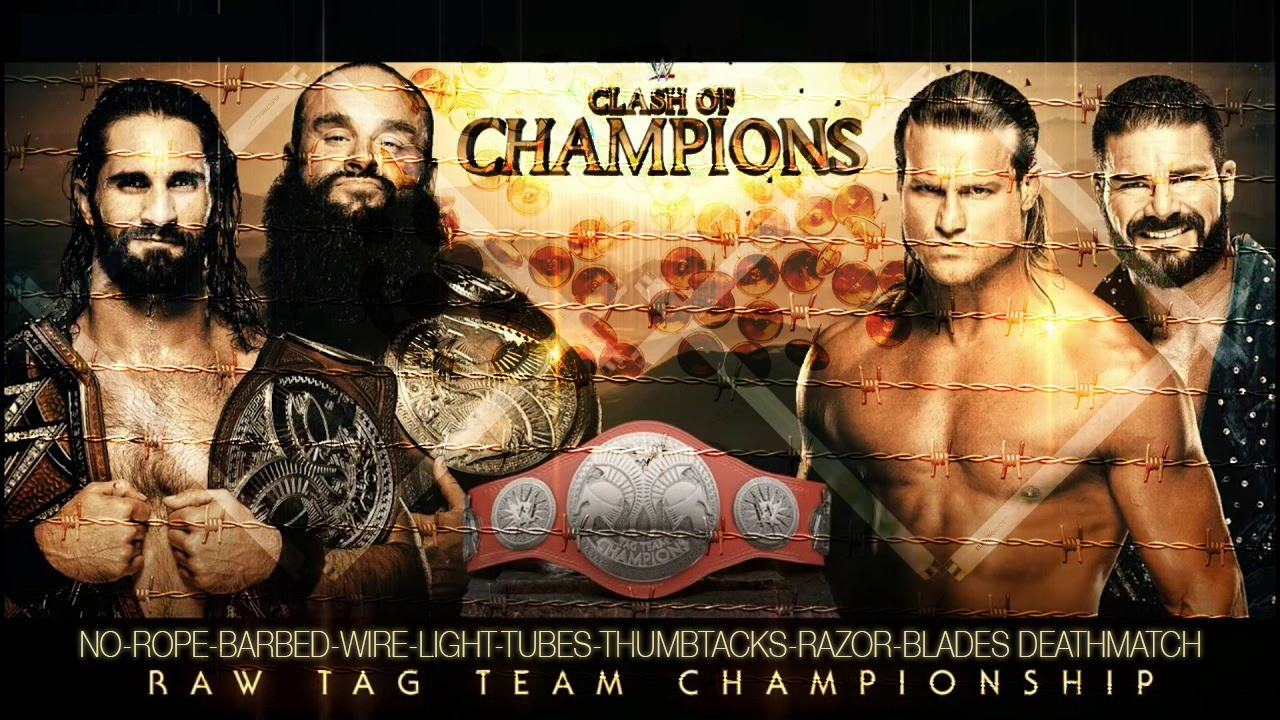 WWE deathmatch