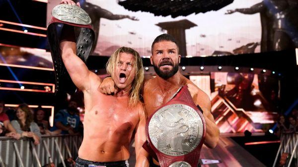 Dolph Ziggler and Robert Roode