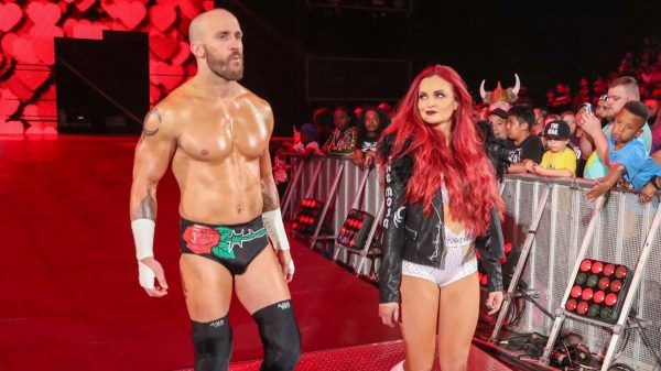 Reason For Maria Kanellis' Baby Daddy Storyline