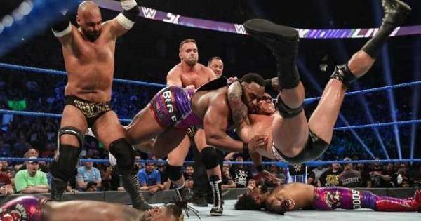 The Revival, Randy Orton and The New Day