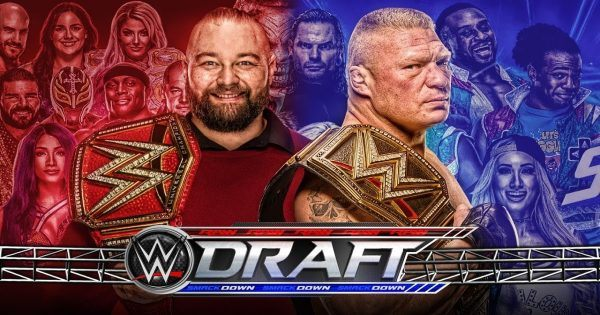 WWE superstar draft