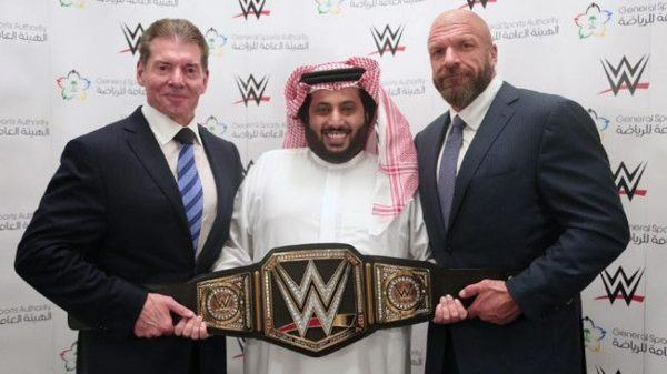 Vince McMahon Upset With Saudi Arabian Prince Over Missing Money