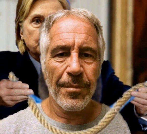 Hillary Clinton Jeffrey Epstein