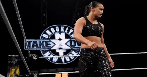 Shayna Baszler, one of nxt's most dangerous female fighters