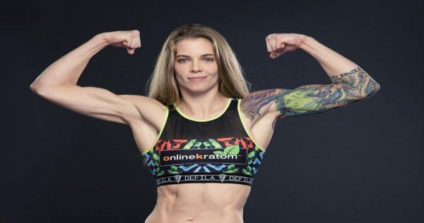 UFC's Jessamyn Duke